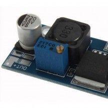 Módulo convertidor voltaje LM2596 1.25V-35V compatible Arduino