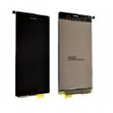 Pantalla completa color negro Sony Xperia Z3 / D6603