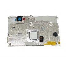 Carcasa intermedia más flex de huella y cristal cámara para Huawei P9 Lite (swap)