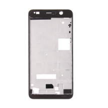 Marco frontal display color negro para Huawei Honor 6