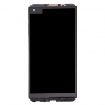 Pantalla LCD más táctil con marco para LG V20