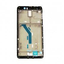 Marco frontal display color negro para Xiaomi Mi5s Plus