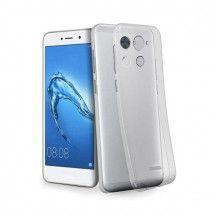 Funda TPU Silicona Transparente para Huawei Y7