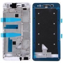 Marco frontal display color blanco para Huawei GR3 / Enjoy 5S