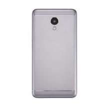 Tapa trasera color plata para Meizu M3S