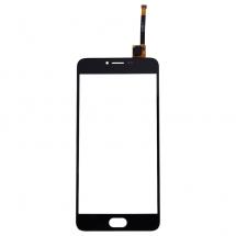 Táctil color negro para Meizu M3 Note