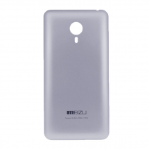 Tapa trasera plata para Meizu MX5 Pro