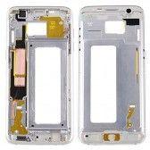 Marco display color blanco para Samsung Galaxy S7 Edge G935F