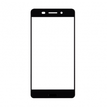 Cristal color negro para Nokia 6