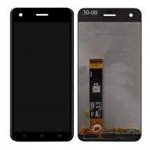 Pantalla LCD y táctil color negro para HTC Desire 10 Pro
