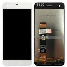Pantalla LCD y táctil color blanco para HTC Desire 10 Pro