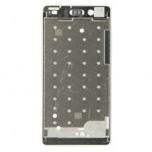 Marco frontal display color dorado para Huawei P8 Lite