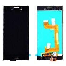 Pantalla LCD y táctil color negro para Sony Xperia M4 Aqua