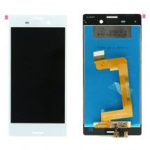 Pantalla LCD y táctil color blanco para Sony Xperia M4 Aqua