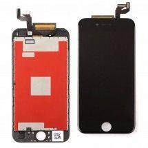"Pantalla LCD más táctil color negro iPhone 6S Plus de 5.5"" (Remanufacturado)"