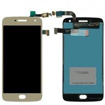 Pantalla LCD y táctil color Blanco para Motorola Moto G5 Plus