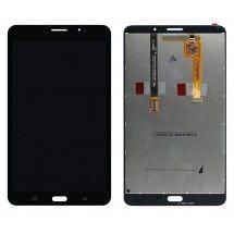 """Pantalla LCD y Táctil color negro para Samsung Galaxy Tab A 7"""" 4G 2016 T285"""