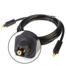 Cable Fibra Óptico Digital Audio (5M)