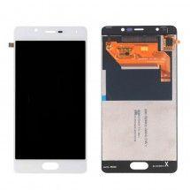 """Pantalla LCD y táctil color blanco para Wiko U Feel Go 5"""""""