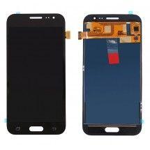 Pantalla LCD y táctil color negro para Samsung Galaxy J2 J200