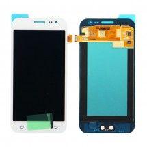 Pantalla LCD y táctil color blanco para Samsung Galaxy J2 J200