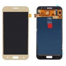 Pantalla LCD y táctil color dorado para Samsung Galaxy J2 J200