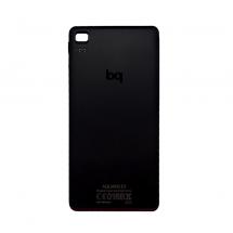 Tapa trasera color negro para BQ Aquaris E5S (Swap)