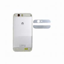 Tapa trasera blanca para Huawei Ascend G7 (Swap)