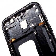 Chasis color negro para Samsung Galaxy A5 (2017) A520F