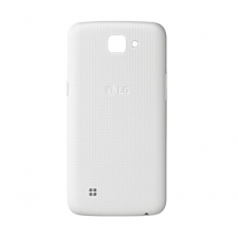 Tapa trasera color blanco para LG K4 (Swap)