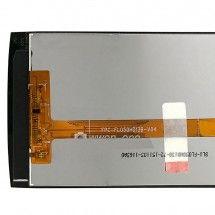 Pantalla LCD y táctil color negro para Alcatel Flash 2 OT-7049