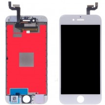 Pantalla LCD más táctil color blanco iPhone 6S (Remanufacturado)