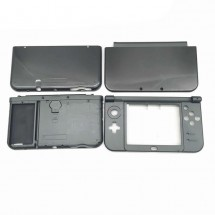 Carcasa completa color negro para Nintendo New 3DS