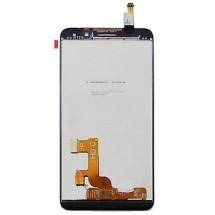 Pantalla LCD y táctil color dorado para LG G Play (G735)