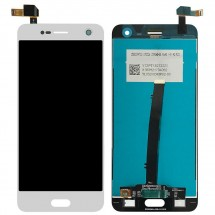 Pantalla LCD y Táctil color blanco para ZTE Blade V8 (BV0800)
