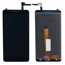 """Pantalla LCD y táctil color negro para Alcatel Pixi 4 6"""" 4G OT9001A OT9001X"""