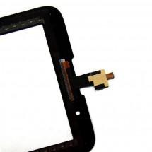 Táctil corlor negro para Lenovo Tab2 A70-30 A3300