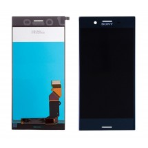 Pantalla LCD y táctil color negro para Sony Xperia XZ Premium