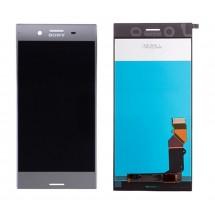 Pantalla LCD y táctil color blanco para Sony Xperia XZ Premium