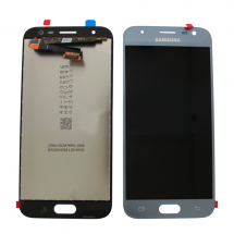 Pantalla LCD y táctil color silver para Samsung Galaxy J3 J330 2017