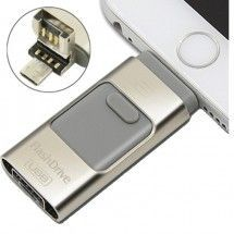 Pendrive para iphone, ipad, android y pc de 32GB