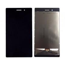 """Pantalla LCD y táctil color negro para Lenovo Tab3 730 7"""""""