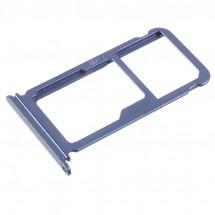 Bandeja porta SIM color azul para Huawei Honor P10 Plus