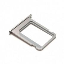Porta Tarjeta Sim color gris para ZTE L5 Plus (Swap)