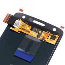 Pantalla LCD y táctil color blanco para Motorola Moto Z Play