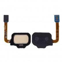 Flex Botón ID Huella color Dorado para Samsung Galaxy S8 G950F