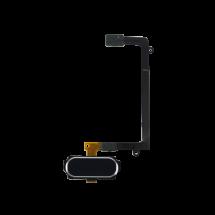 Flex boton home y huella Samsung Galaxy S6 Edge color negro