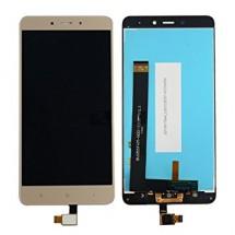 Pantalla LCD y táctil color dorado para Xiaomi Redmi Note 4 Pro