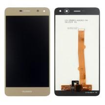 Pantalla LCD y Táctil color Dorado para Huawei Y5 2017