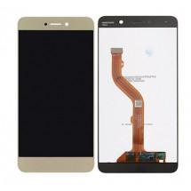 Pantalla LCD y táctil color dorado para Huawei Y7 2017